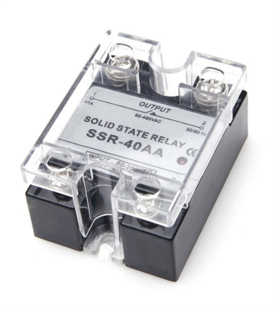 Solid State Röle DC/AC (SSR) 1 Faz