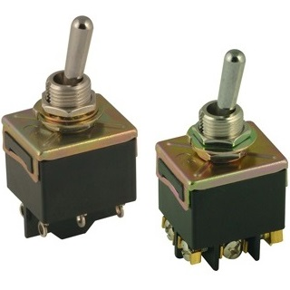 6022 on-on 6pin toggle anahtar