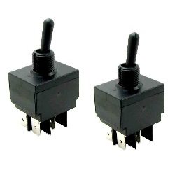 8021 on-off 4pin toggle anahtar